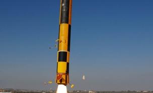 פיתוח ישראלי. טיל חץ (צילום: התעשייה האווירית, חדשות)