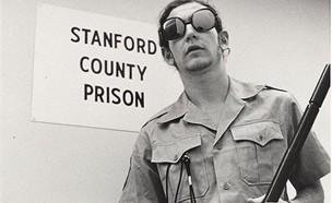 ניסוי הכלא של סטנפורד (צילום: Twitter/KennethMiller)