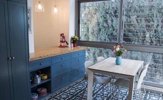 מטבחים צבעוניים, 8 עיצוב מרב בנר (צילום: צביקה ליברמן)