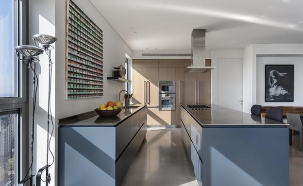 מטבחים צבעוניים, 11 עיצוב מיכל קינן-סיני (צילום: עודד סמדר)