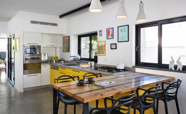 מטבחים צבעוניים, 12 עיצוב מאיה שינברגר (צילום: שי אפשטיין)