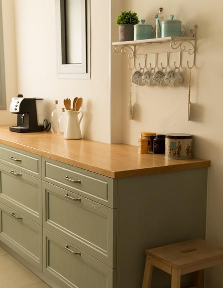 מטבחים צבעוניים, ג, 14, עיצוב ריקי בירנבוים (צילום: ריקי איתן בירנבוים)