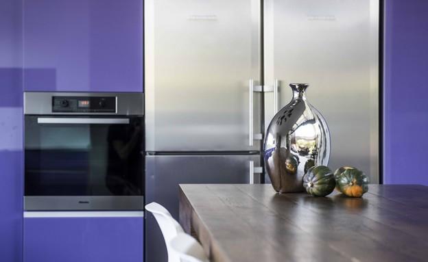 מטבחים צבעוניים, 5 מיכל קסל וענבל מרטין (צילום: גלעד רדט)