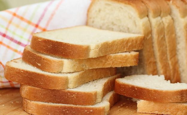 לחם פרוס (צילום:  Gamzova Olga, ShutterStock)
