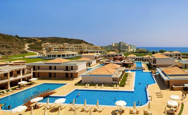 יוון השטיח המעופף 3 - רודוס (צילום: יחצ)