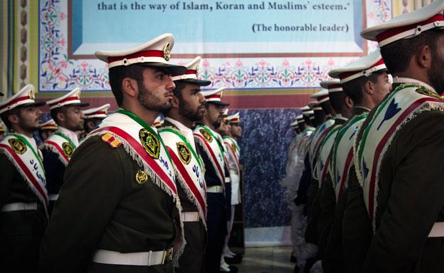 משמרות המהפכה יוכרו כארגון טרור? (צילום: רויטרס, חדשות)