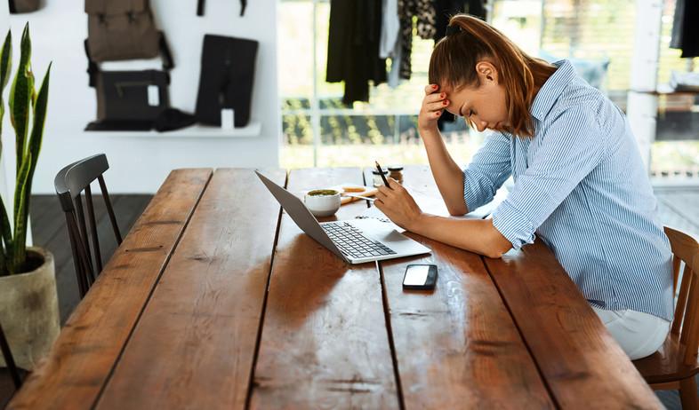 מה בעצמכם מונע מכם להתקבל לעבודה? (צילום: puhhha, shutterstock)