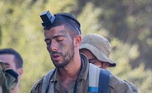 חיילים דתיים (צילום: יונתן סינדל, פלאש 90)
