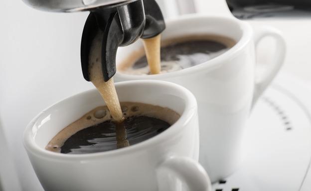 """""""שתיית קפה - ערובה לאריכות ימים"""" (צילום: limpido, 123RF)"""