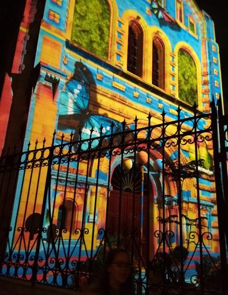 פסטיבל האור בירושלים (צילום: מיכל דובינסקי, מאקו)