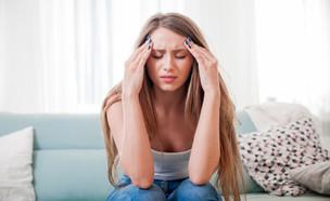 כאב ראש (צילום:  Leszek Glasner, shutterstock)