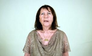 צפו: הפנייה של זהבה שאול לסינוואר (צילום: חדשות)