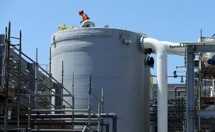 מתקן להתפלת מים, ארכיון (צילום: רויטרס, חדשות)