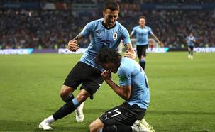 נבחרת אורוגוואי (צילום: Julian Finney/Getty Images)
