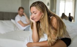 זוג עם בעיות ביחסים (אילוסטרציה: kateafter | Shutterstock.com )