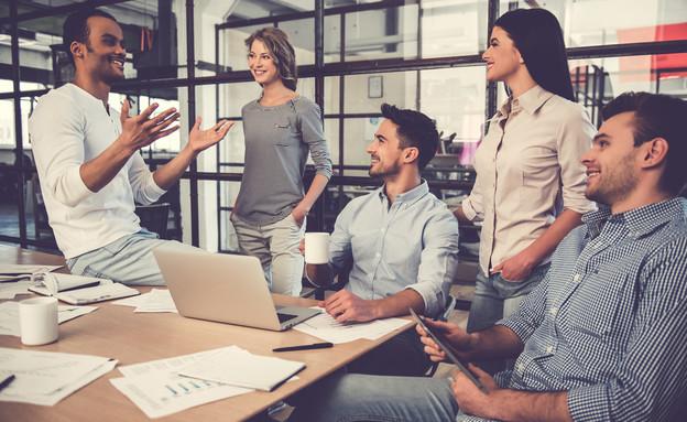 כך תהפכו למנהיגים שסוחפים את העובדים (אילוסטרציה: kateafter | Shutterstock.com )