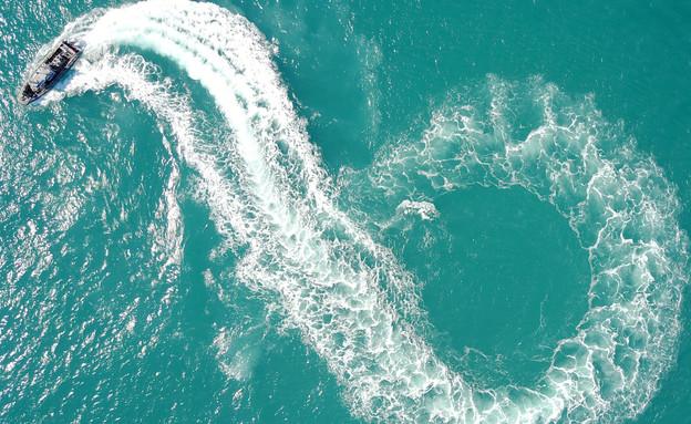 """ספינה חיל הים (צילום: דובר צה""""ל )"""