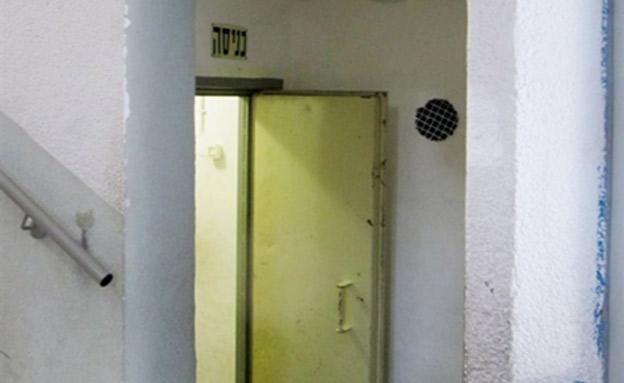 מקלט בפסוטה (צילום: מתוך דוח מבקר המדינה, חדשות)