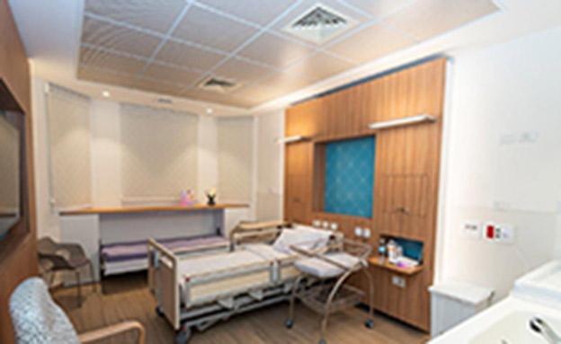 55 חדרים פרטיים ליולדות במקום - והכל בחינם (צילום: דוברות בית החולים איכילוב, חדשות)
