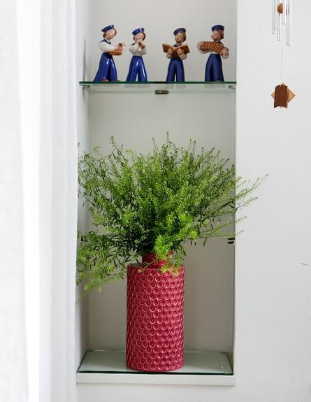קריית חיים, ג, עיצוב דניאלה גלבוע, פינת אוכל (צילום: שירן כרמל)