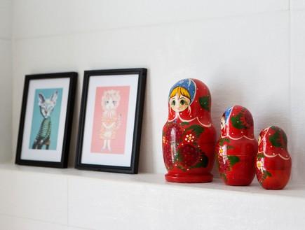קריית חיים, עיצוב דניאלה גלבוע, מקלחת הורים