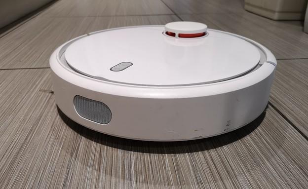 שואב רובוטי mi vacuum robot (צילום: אהוד קינן, NEXTER)