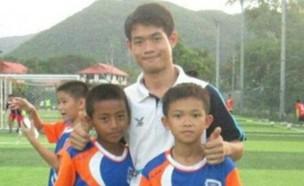 המאמן התאילנדי (צילום: צילום מסך: Facebook/LaVoz.com.ar)