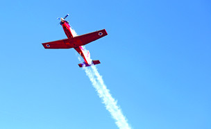 עפרוני (צילום: סליה גריון, בטאון חיל האוויר)