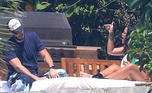 ריהאנה והחבר רבים, יולי 2018