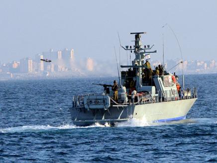 חיל הים בעזה (ארכיון)