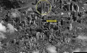 לווין מהחלל (צילום: חדשות)
