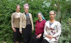 נשותיו של דניאל אמבש (צילום: ג׳סיקה וטורי דמבו)