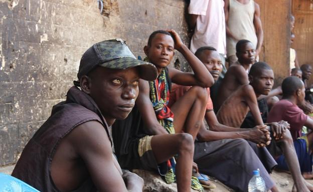 הכלא האפריקאי (צילום: shutterstock | Ernesto Martin)