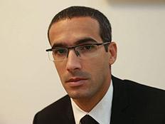 """עו""""ד שחר חצרוני (צילום: יח""""צ, חדשות)"""