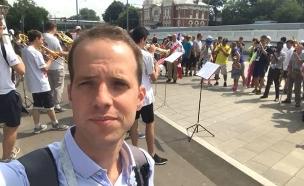 בן מיטלמן מדווח ממוסקבה (צילום: החדשות)