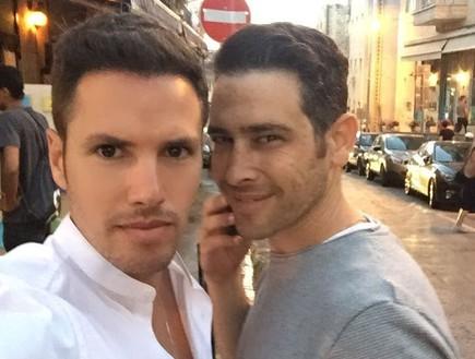 ינאי ואמיר פרישר גוטמן (צילום: מתוך עמוד האינסטגרם של ינאי פרישר גוטמן)