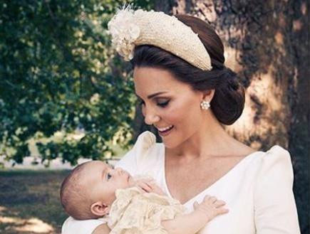 נמסנו: קייט חושפת את הסיבה שהנסיך לואי לא שומר על ההנחיות