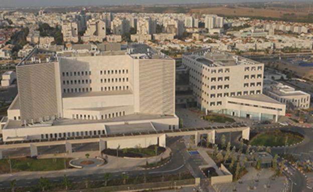 """בי""""ח אסותא באשדוד (צילום: החדשות)"""