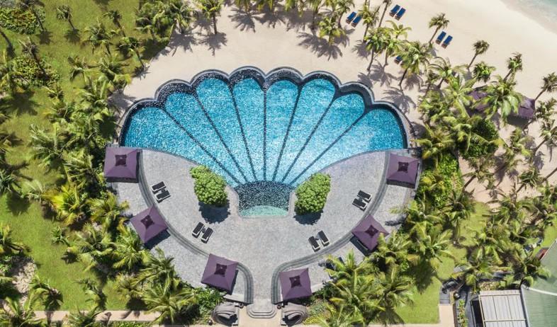 בריכות מטורפות (צילום: JW Marriott Phu Quoc Emerald Bay)