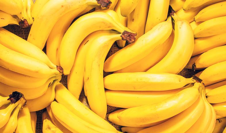 בננות (צילום:  Hanna_photo, shutterstock)