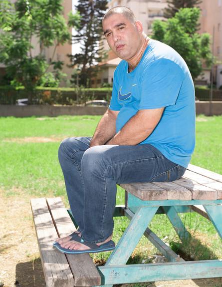 אורן אברהם (צילום: עופר חן)