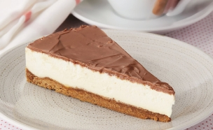 עוגת גלידה ללא גלידה (צילום: בועז לביא, לוטוס)