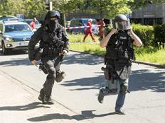 נבדק חשד לפיגוע טרור, ארכיון (צילום: רויטרס)
