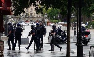 המוסד סיכל פיגוע על אדמת צרפת (צילום: חדשות)