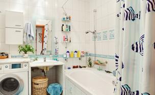 חדר רחצה (צילום: HamsterMan, Shutterstock)