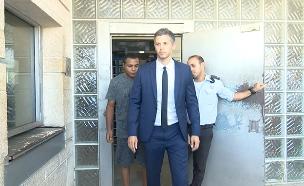 יונתן היילו שוחרר (צילום: החדשות)