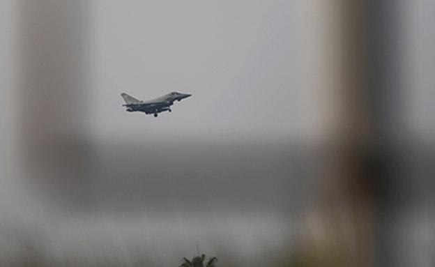לקראת התקיפה בסוריה (צילום: רויטרס, חדשות)