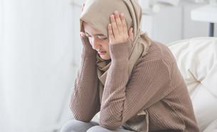 נערה אינדונזית אילוסטרציה (צילום: Odua Images, shutterstock)