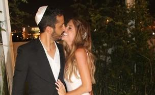החתונה של לירון רביבו (צילום: אביב חופי)