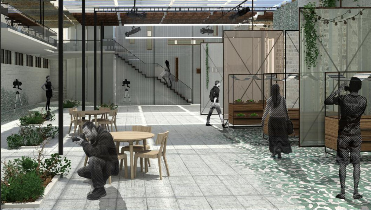 תערוכות בוגרים 2018, עיצוב עדי פרלמוטר, בית הספר לעיצוב וחדשנות המ